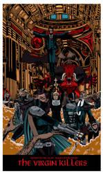 The virgin killers poster art