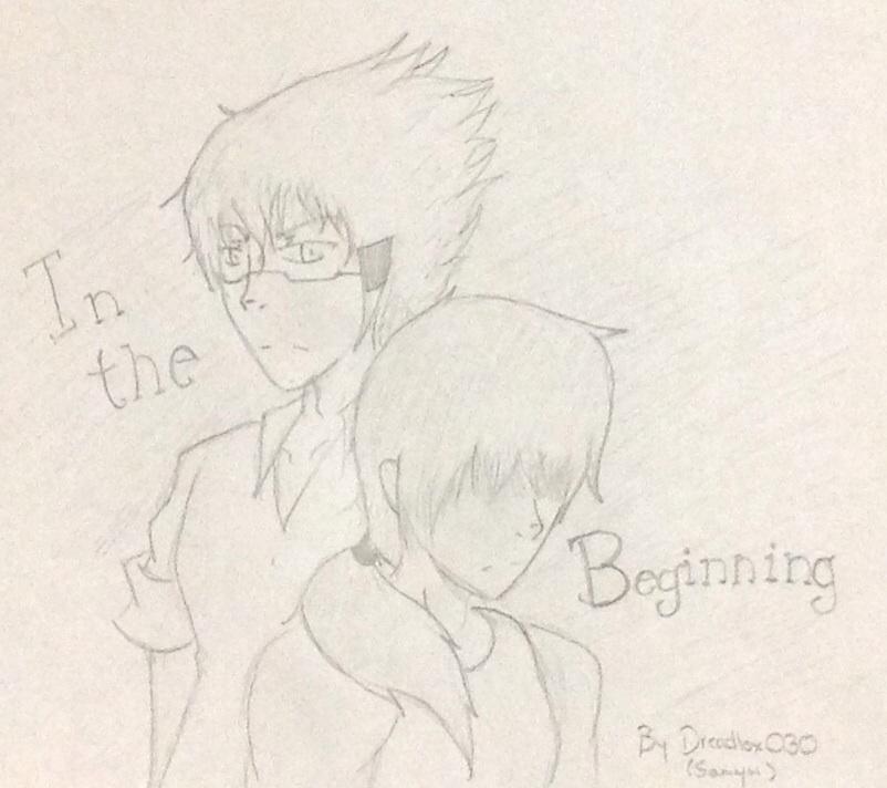 In The Beginning by DreadloxO3O