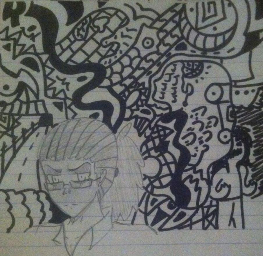 Anxiety by DreadloxO3O