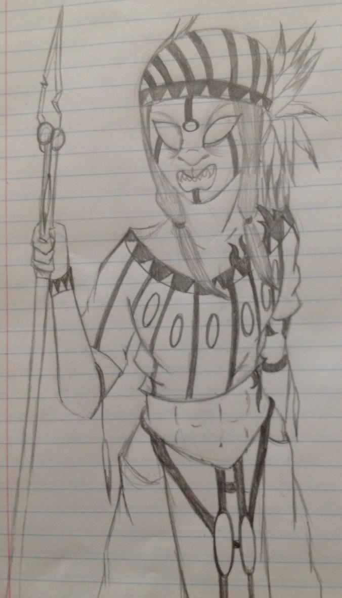Serial Killer Character by DreadloxO3O