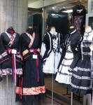 harajuku dresses