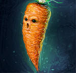 Ghost Carrot