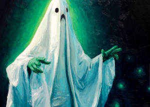 Unhappy Ghost