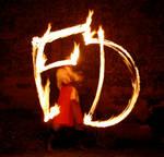 Burning Letters