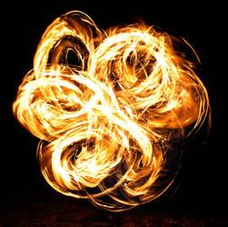 Fire Petals by MD-Arts