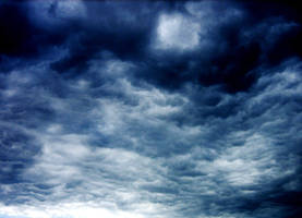 Dramatic Sky - I by MD-Arts
