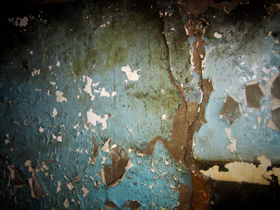 Cracked House Wall - I