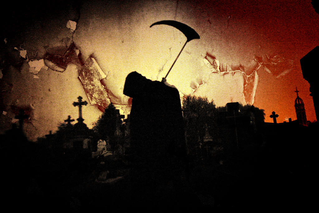 Follow The Reaper By Md Arts On Deviantart