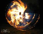 Giant Wheels of Fire