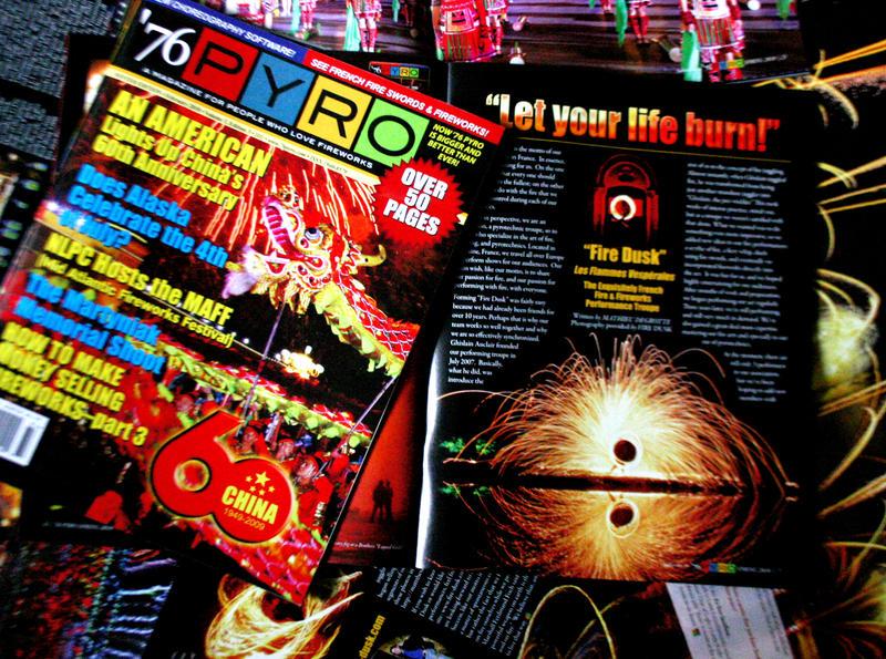 Fire Dusk in 76 Pyro by MD-Arts