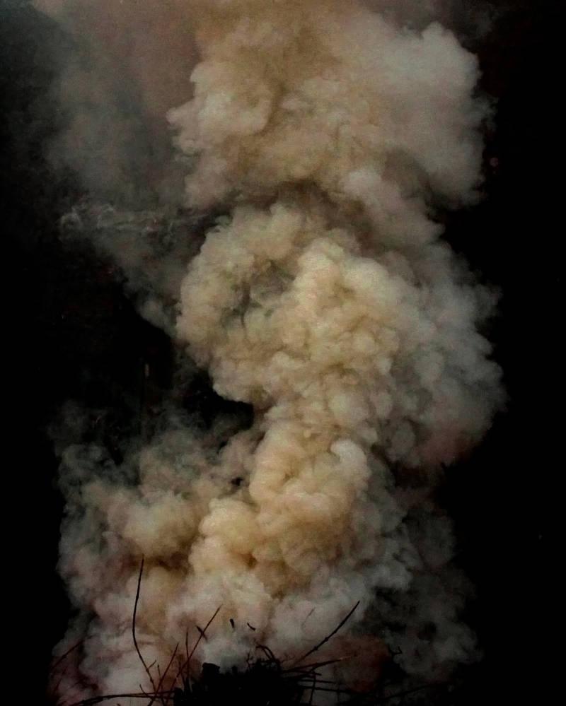 Smoke - II by MD-Arts