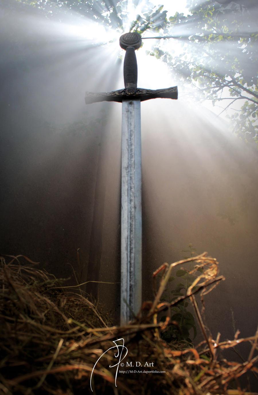 Sword of God by MD-Arts on DeviantArt