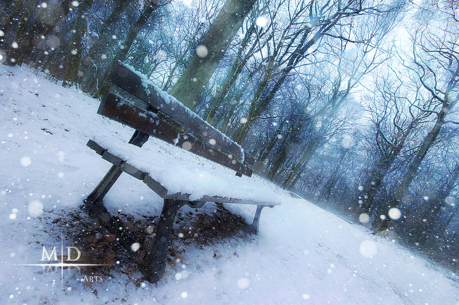 Cold bench by MD-Arts