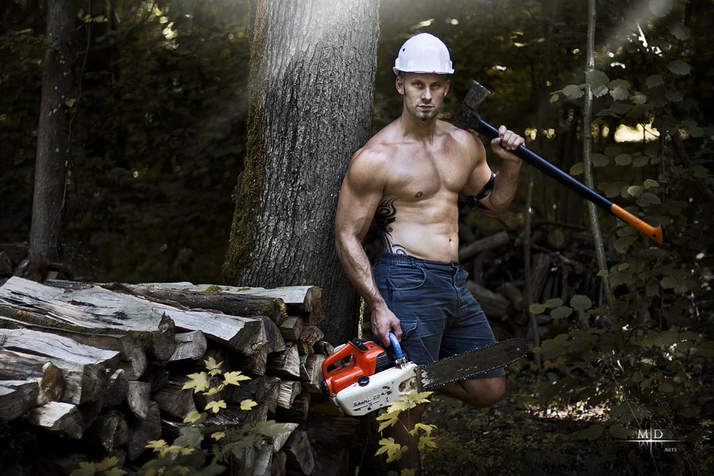 Hot Lumberjack