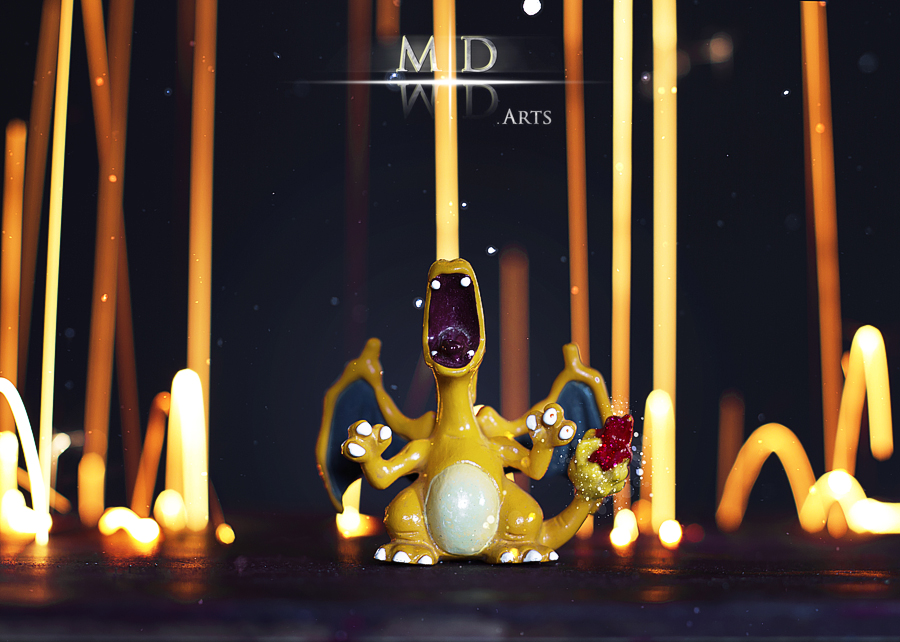 Dragon Rage by MD-Arts