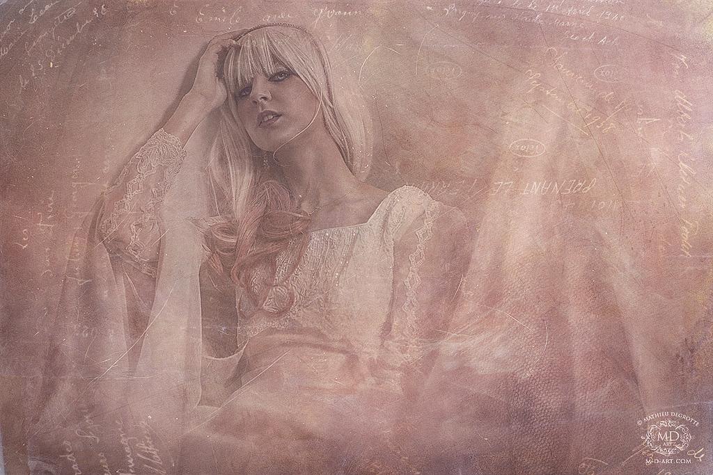 Vintage Princess by MD-Arts