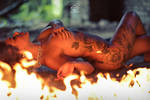 Feu Primordial - Video by MD-Arts