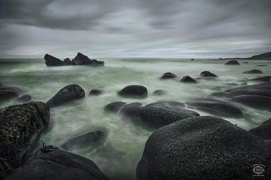Vikten - Lofoten Islands by MD-Arts