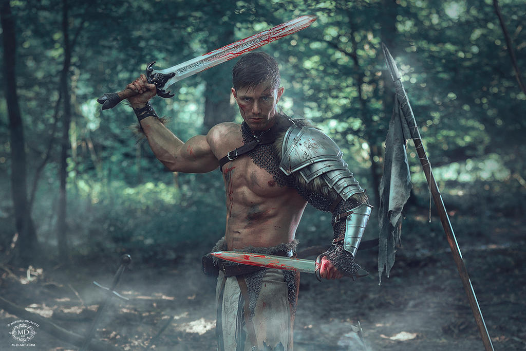Warrior by MD-Arts
