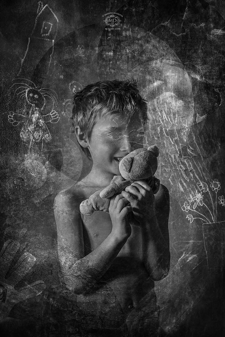 Cherubin de l'Innocent Univers by MD-Arts