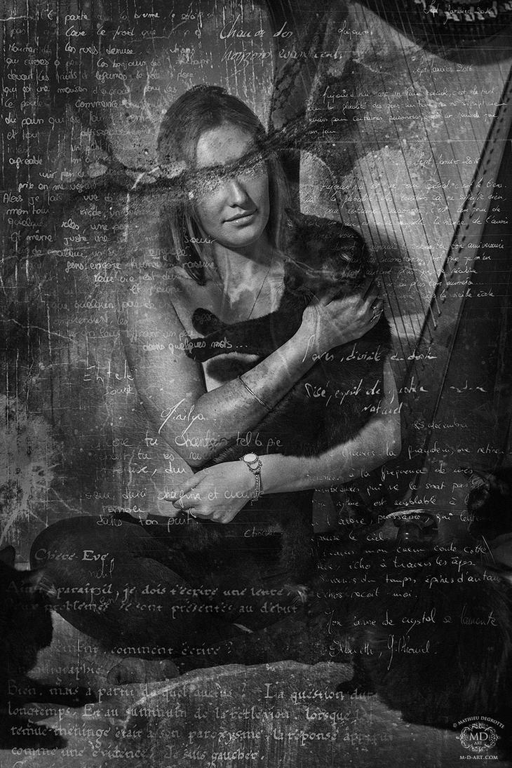 Puissance des Instincts Moires by MD-Arts