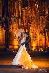 French Wedding by MD-Arts