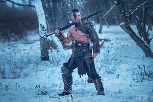 Winter Warrior by MD-Arts