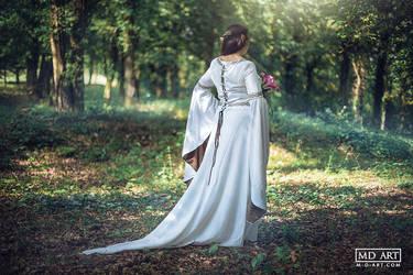Elvish Bride by MD-Arts