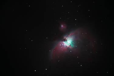 Orion Nebula by MD-Arts