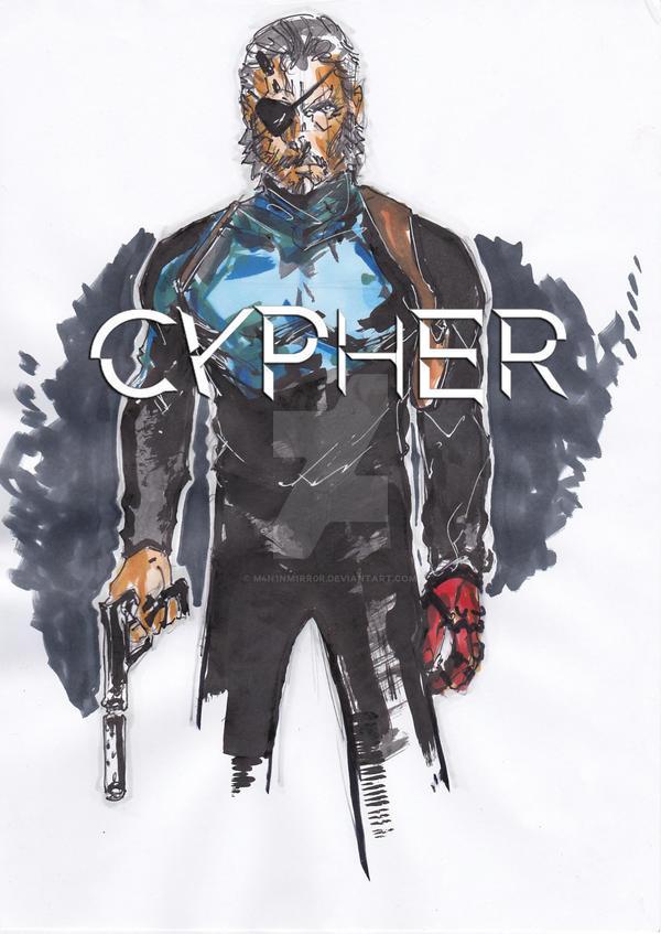 Cypher by M4n1nm1rr0r