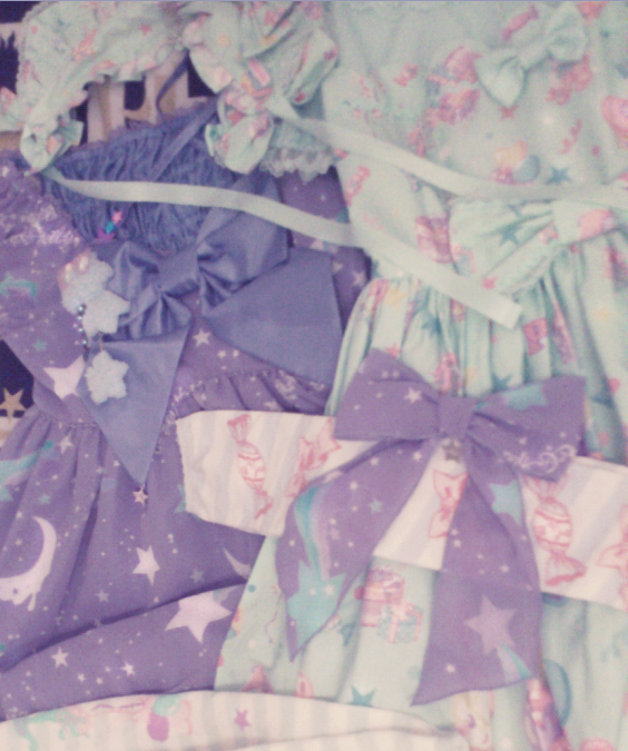 Angelic Pretty - Dream Sky and Toy Parade. by CuteHime on ...