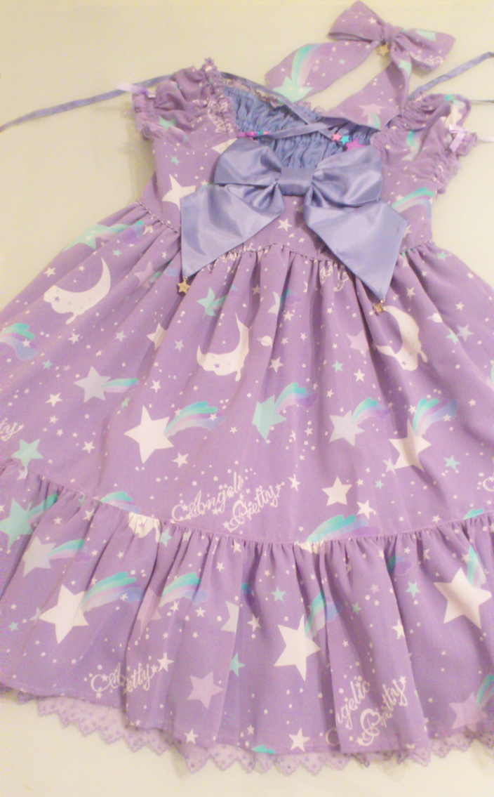 Angelic Pretty - Dream Sky re-release by CuteHime on ...