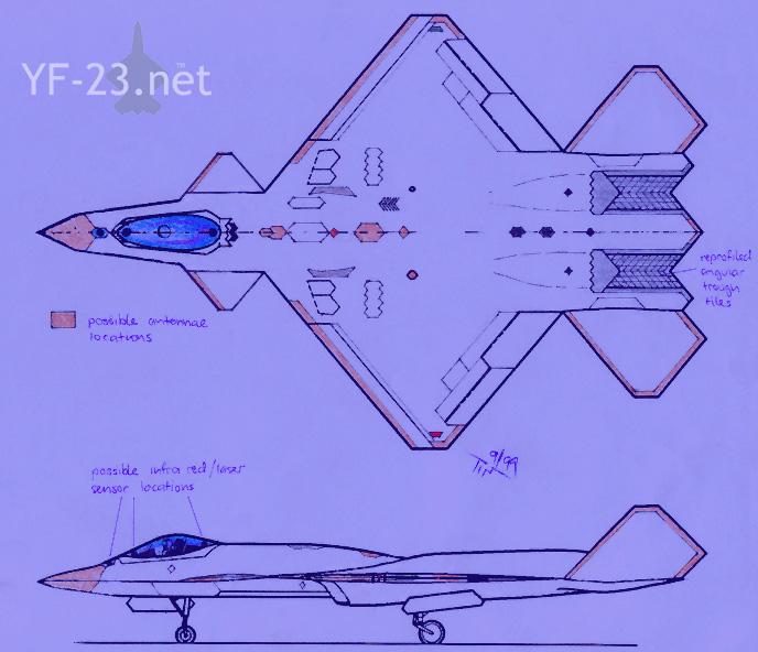F-24A Stingray by supacruze