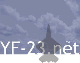 YF-23.net logo by supacruze