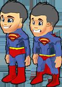 SuperMan chibbi