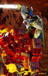 Transformers - Clash of titans