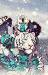 Tigatron by Ahrrr
