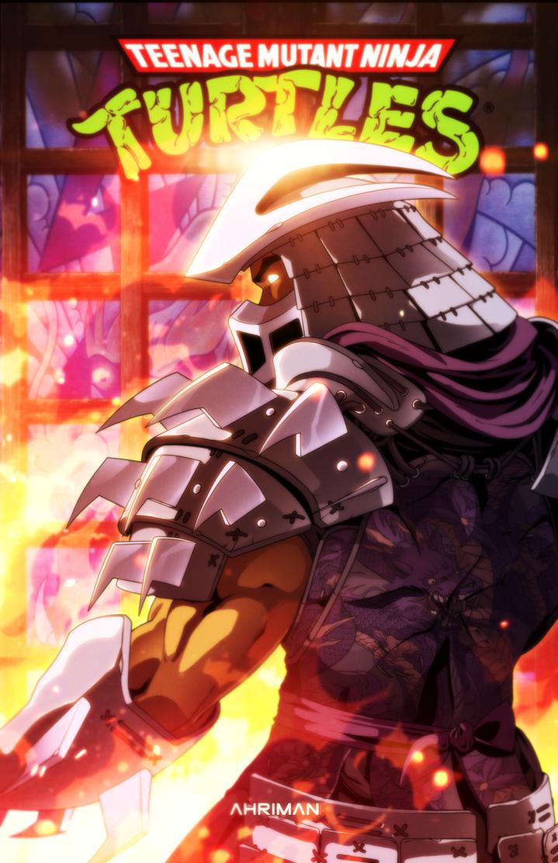 TMNT - Shredder by Ahrrr