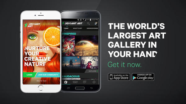 DeviantArt for Android by devart