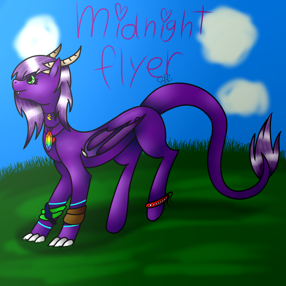 MidNight Flyer by MidNightFlyer53