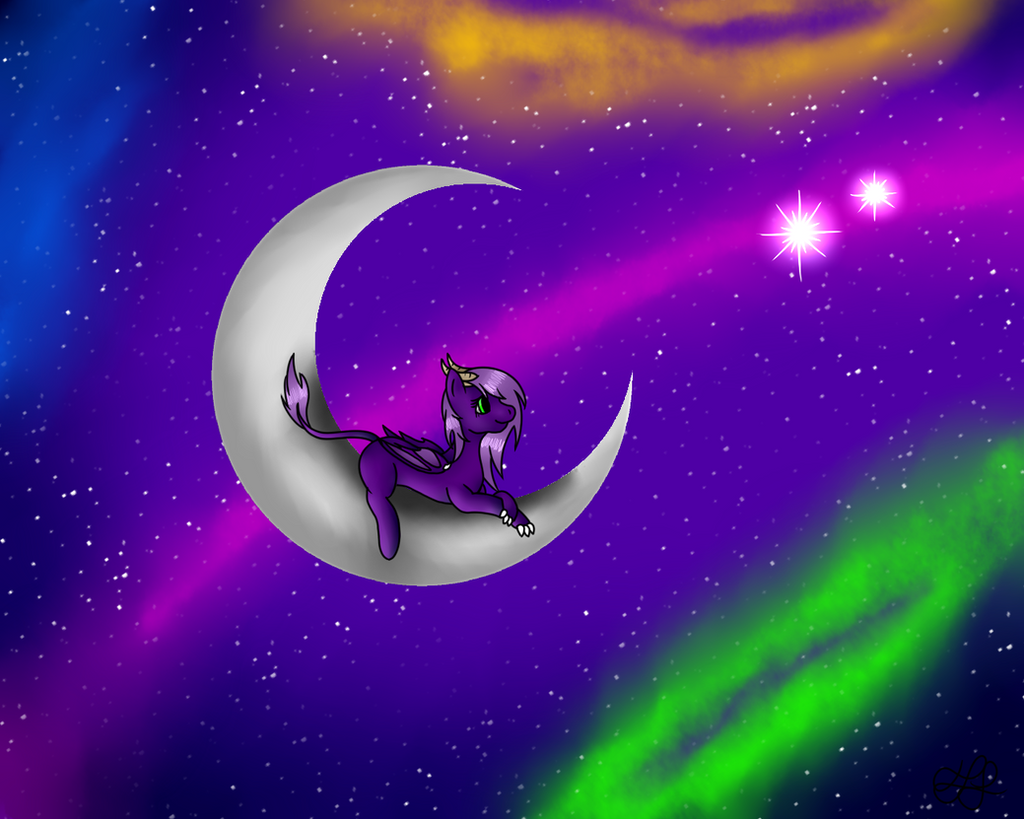 Space by MidNightFlyer53