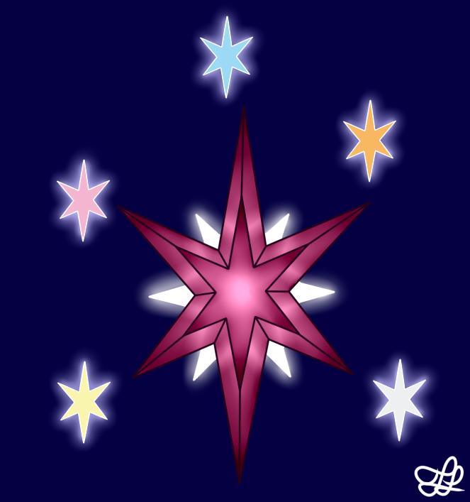 Crystal Cutie Mark by MidNightFlyer53