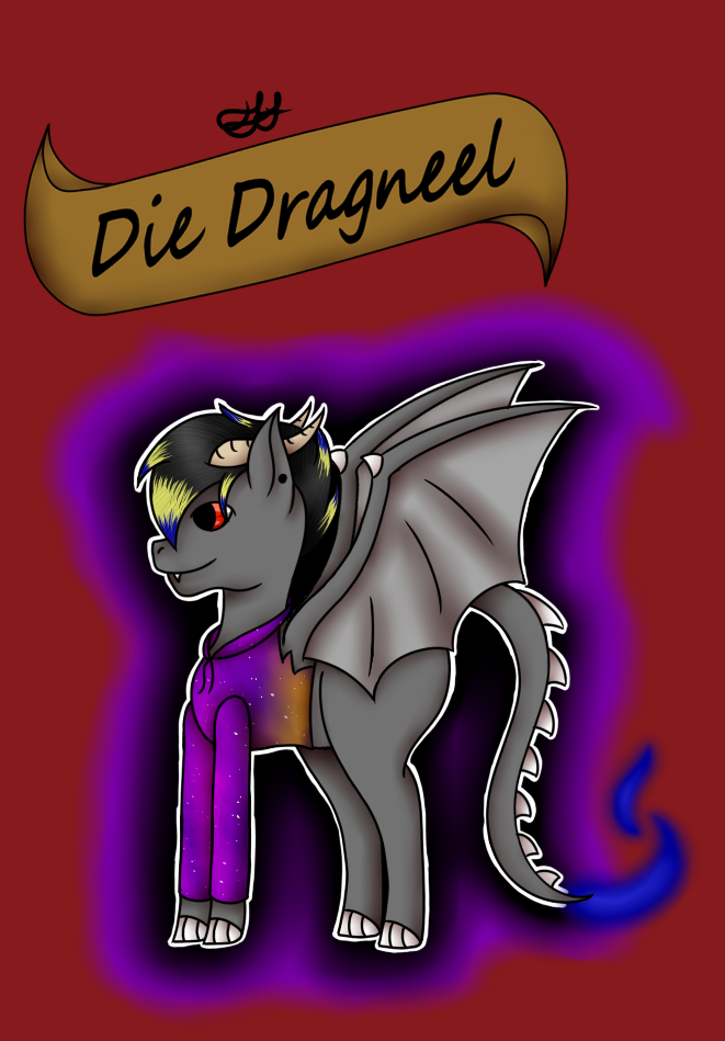 Die Dragoneel by MidNightFlyer53