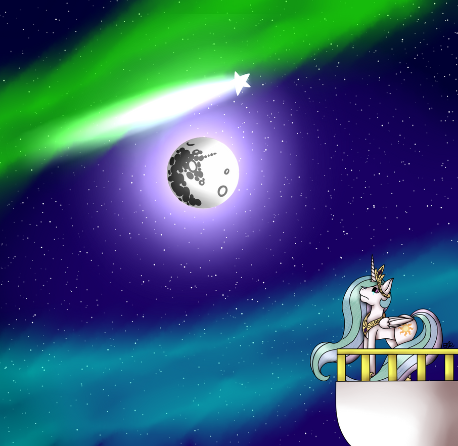 The Mare In The Moon by MidNightFlyer53