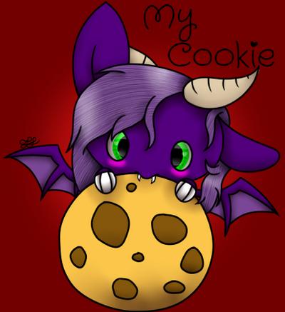 My Cookie by MidNightFlyer53