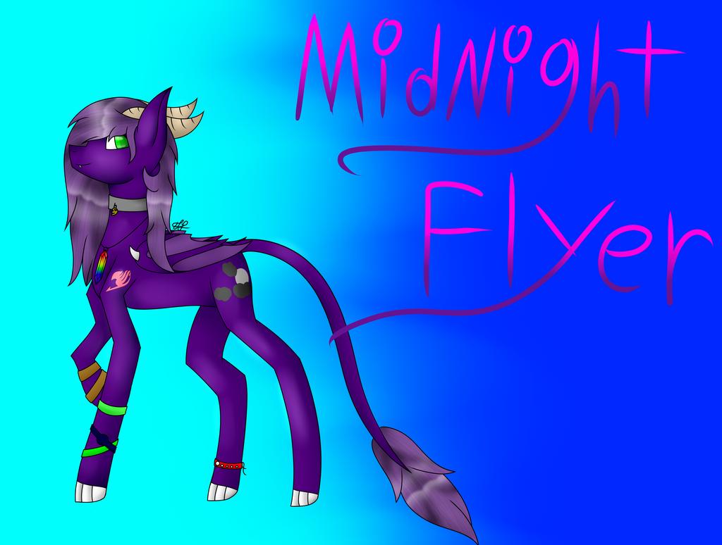 My New Style by MidNightFlyer53