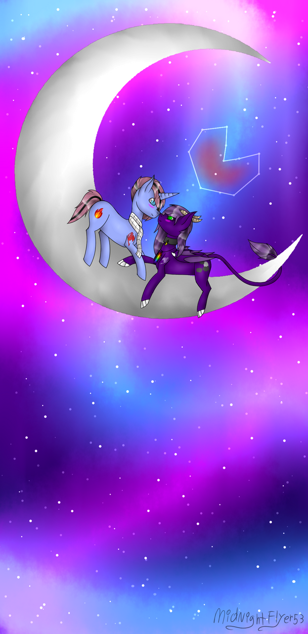 In The Stars Together by MidNightFlyer53