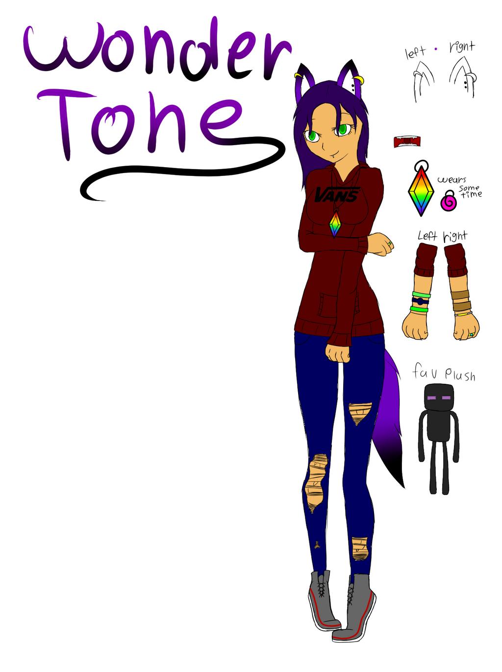 Wonder Tone by MidNightFlyer53