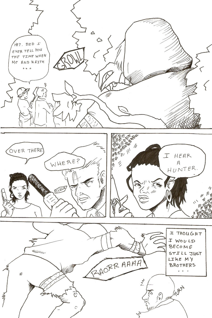 Innocent Vol 1 pg 1 by 329