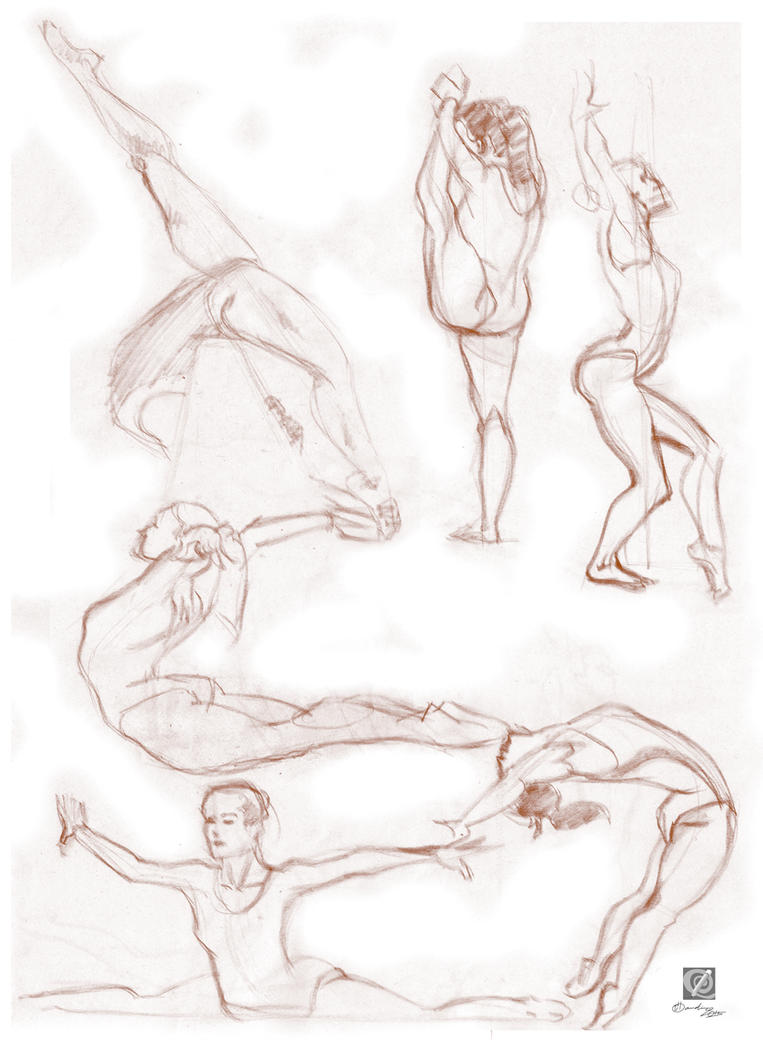 quick studies 002 by chclaudino